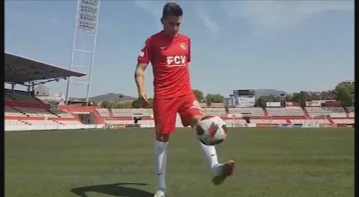 El davanter Jaume Pascual fitxa pel Terrassa FC i Joan Pallàs causa baixa