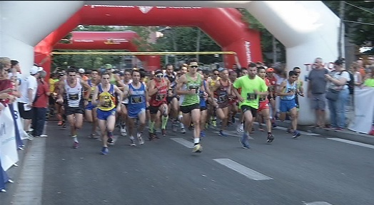 La calor no impedeix una alta participació a les activitats esportives de Festa Major