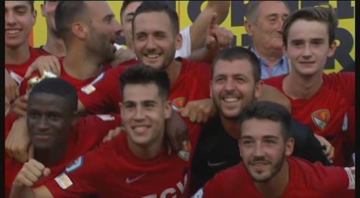 El Terrassa FC es proclama campió del Torneig d'Històrics