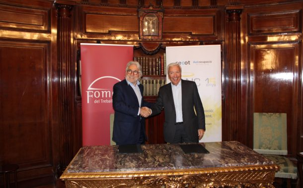 Foment del Treball, nou soci adherit a la Business Angels Network de Catalunya (BANC)