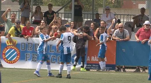 L'Espanyol s'imposa en les tres categories disputades en el 27è Torneig de Futbol Base del CN Terrassa
