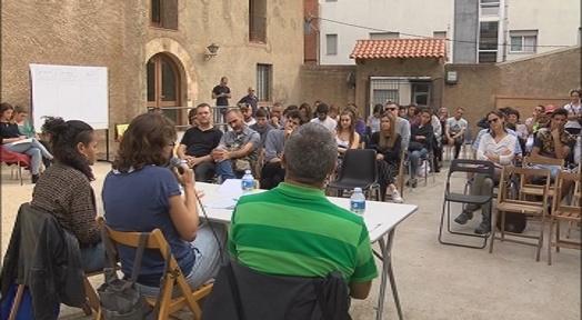 Terrassa Sense Murs celebra una jornada per donar veu als joves migrants