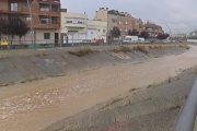 El tram de l'avinguda del Vallès afectat per esfondrament es reobre a la circulació