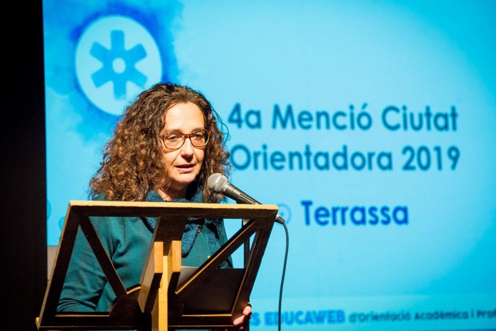 Terrassa rep la Menció Ciutat Orientadora atorgada pel portal Educaweb