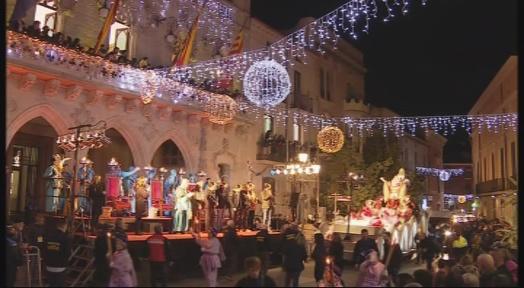 La Cavalcada de Reis 2020 acabarà altre cop al Raval de Montserrat