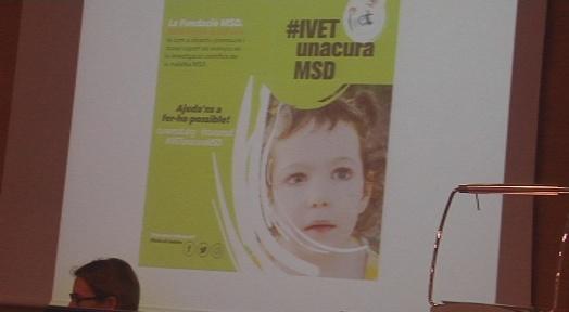 MSD - Dèficit Múltiple de Sulfactasa, premi solidari del Gremi de la Construcció