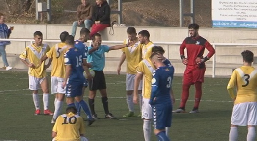 El CP San Cristóbal salva un punt en l'últim minut i de penal