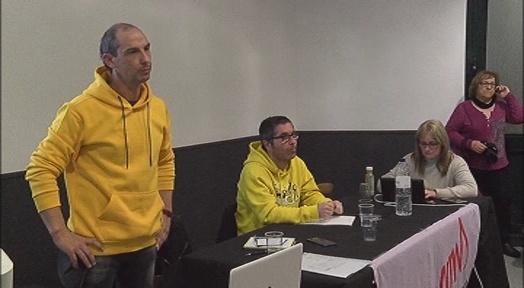 """Jesús Rodríguez """"Zamo"""", reelegit president d'uns Minyons que arrenquen l'any sense tècnica"""