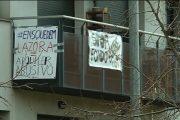 Els afectats per les pujades de lloguer de Lazora exigeixen una negociació col·lectiva