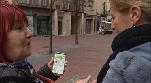 Una aplicació modernitza les antigues relacions veïnals