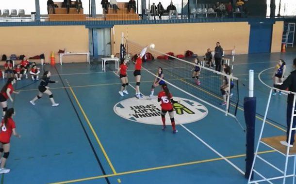 El CV Terrassa suma dues noves derrotes contra Arenys i La Salle Girona