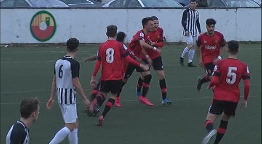 Massa càstig per a la UFB Jàbac i Terrassa davant el Mallorca (1-2)