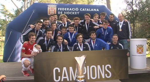 Júnior FC i RC Polo, primers Supercampions d'hoquei