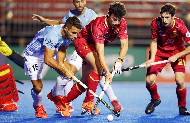 Els RedSticks tanquen amb una victòria i una derrota els dos partits contra Argentina