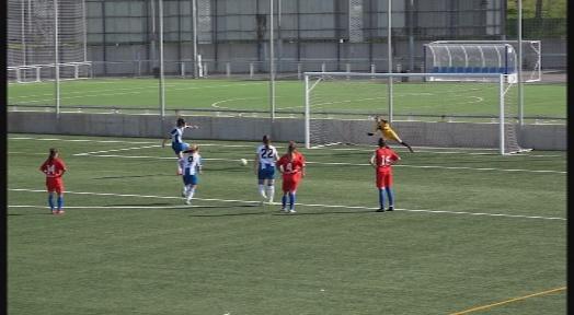 El Terrassa FC femení cau golejat davant el líder (7-0)