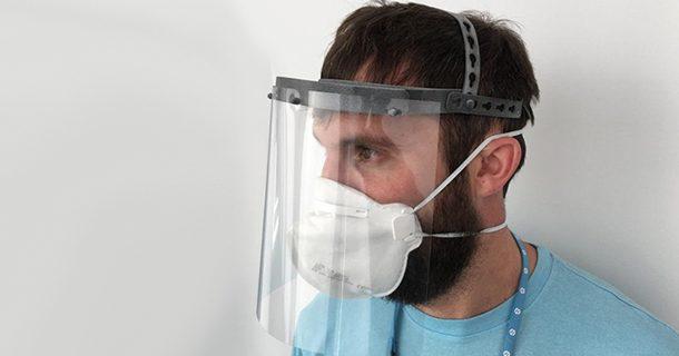 HP i els seus col·laboradors lliuren més de 1.000 peces impreses en 3D als hospitals locals