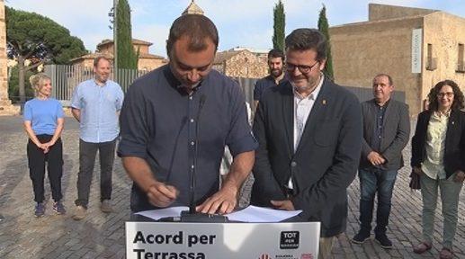 Un any després de les eleccions TxT i ERC presumeixen d'actuar com un sol govern