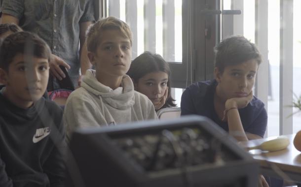 El director Ventura Durall, graduat per l'ESCAC, estrena un documental sobre Escola Nova 21