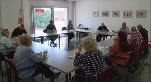 L'impacte de la Covid-19 a les residències centra la reunió de l'Ajuntament i la Comissió per a les Residències Públiques