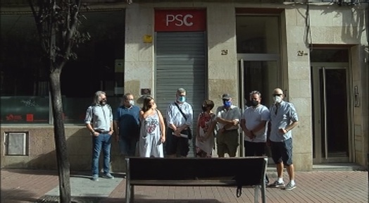 Candidatura alternativa a l'executiva local del PSC