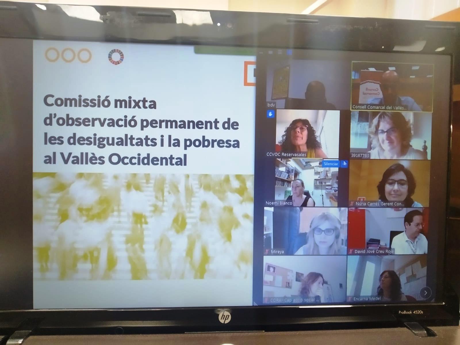 Tret de sortida al nou Pla sectorial d'àmbit social per fer front a l'impacte de la Covid-19