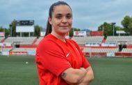 La defensa egarenca Núria Marín, procedent de la Damm, tercer fitxatge del Terrassa FC