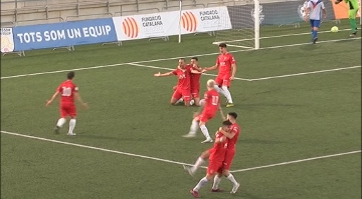 Un gol de Sergi Arranz classifica al Terrassa FC per a la final del play-off d'ascens