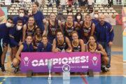 El terrassenc Pere Sancerni, campió de la Lliga Catalana Femenina 2 amb el Barça CBS
