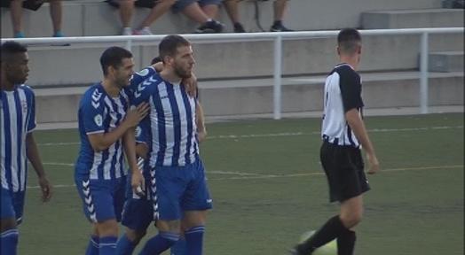 Primera victòria de la pretemporada per al CP San Cristóbal en derrotar 3 a 0 la UFB Jàbac i Terrassa