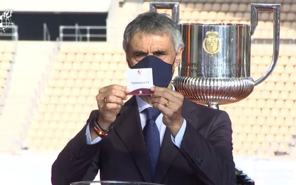 El València CF, rival del Terrassa FC en la primera eliminatòria de la Copa del Rei