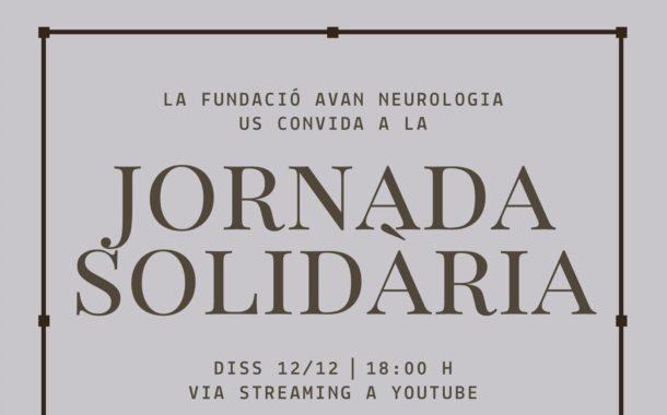 Primera Jornada Solidària Online de l'AVAN