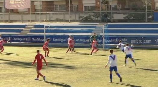 El San Cristóbal no obté recompensa al seu bon partit al camp del líder (2-0)