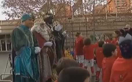 Els Reis d'Orient visitaran 7 escoles el 5 de gener per saludar els nens i nenes de Terrassa