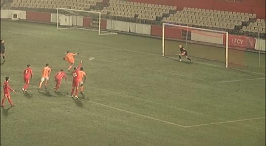 El Terrassa FC perd amb el Manresa (0-1) en el debut de Juanjo García