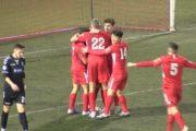 El Terrassa FC es retroba amb la victòria davant un inofensiu Valls (2-0)