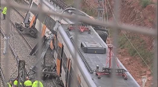 L'Audiència de Barcelona acorda reobrir la causa per l'accident de tren a Vacarisses de l'any 2018