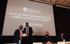Xavier Roca, 4 anys més com a director de l'ESEIAAT
