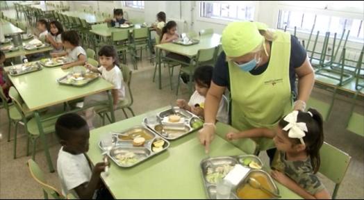 Primer pas en el procés de licitació per concedir el servei de menjador escolar dels propers dos anys
