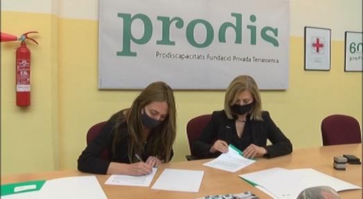Aportació econòmica de la Fundació Manuel Lao per fer realitat el futur Vapor de Prodis