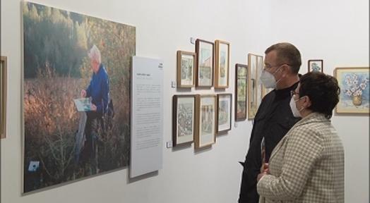 Homenatge a Joan Borràs i Conxita Estany als Amics de les Arts