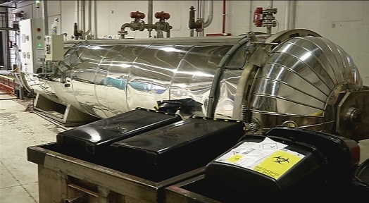 El tractament de residus hospitalaris a Terrassa va créixer un 250% durant el 2020