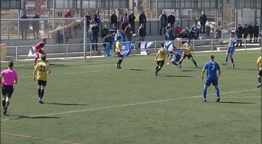 Un CP San Cristóbal dominador, però sense gol, no mereix perdre contra el líder (0-1)