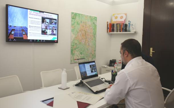 Terrassa participa a la reunió de la Comissió Territorial del Pla Estratègic Metropolità de Barcelona