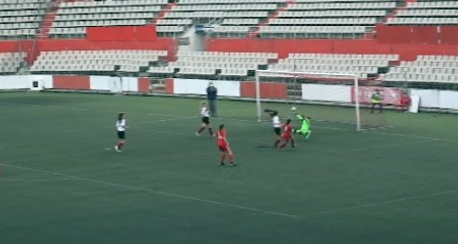 El Terrassa FC femení guanya el Pallejà i se situa a tan sols un punt de la salvació