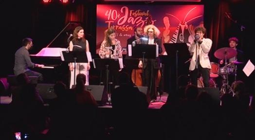 L'estrena del grup 'Seven Sides' inaugura el 40è Festival de Jazz