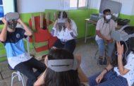 Una associació terrassenca utilitza la realitat virtual per prevenir la violència en adolescents