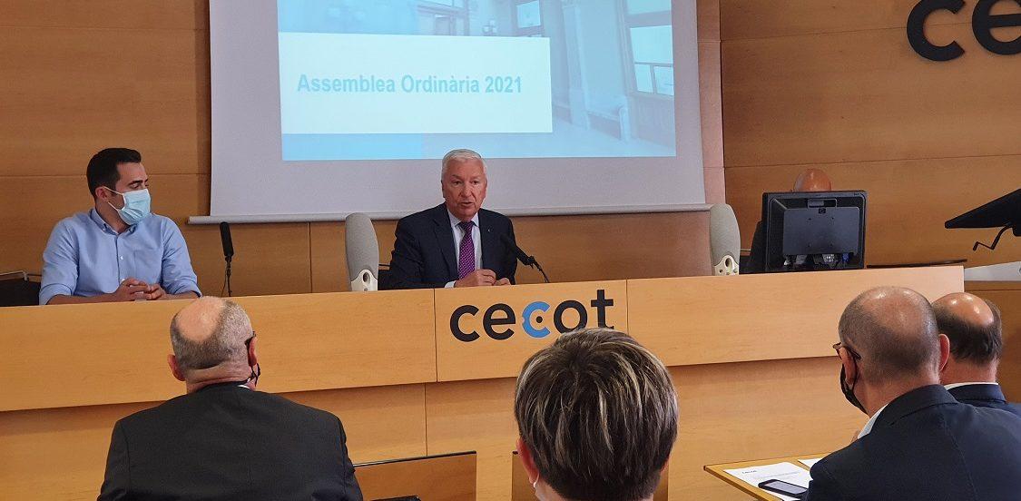 La CECOT torna a celebrar la seva assemblea anual de forma presencial