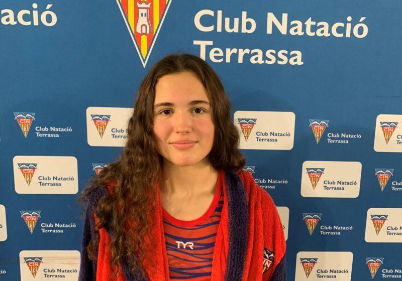 La waterpolista Daniela Quinzada, convocada per a una concentració prèvia a l'Europeu Cadet