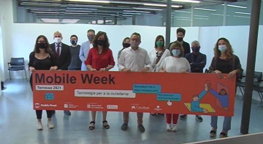Terrassa ofereix més de 30 activitats a la Mobile Week dins el saló del mòbil