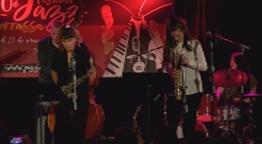 Alto for Two i Smack Dab, jazz jove al Festival